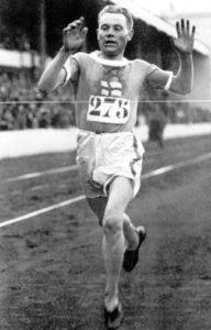The Flying Finn Paavo Nurmi