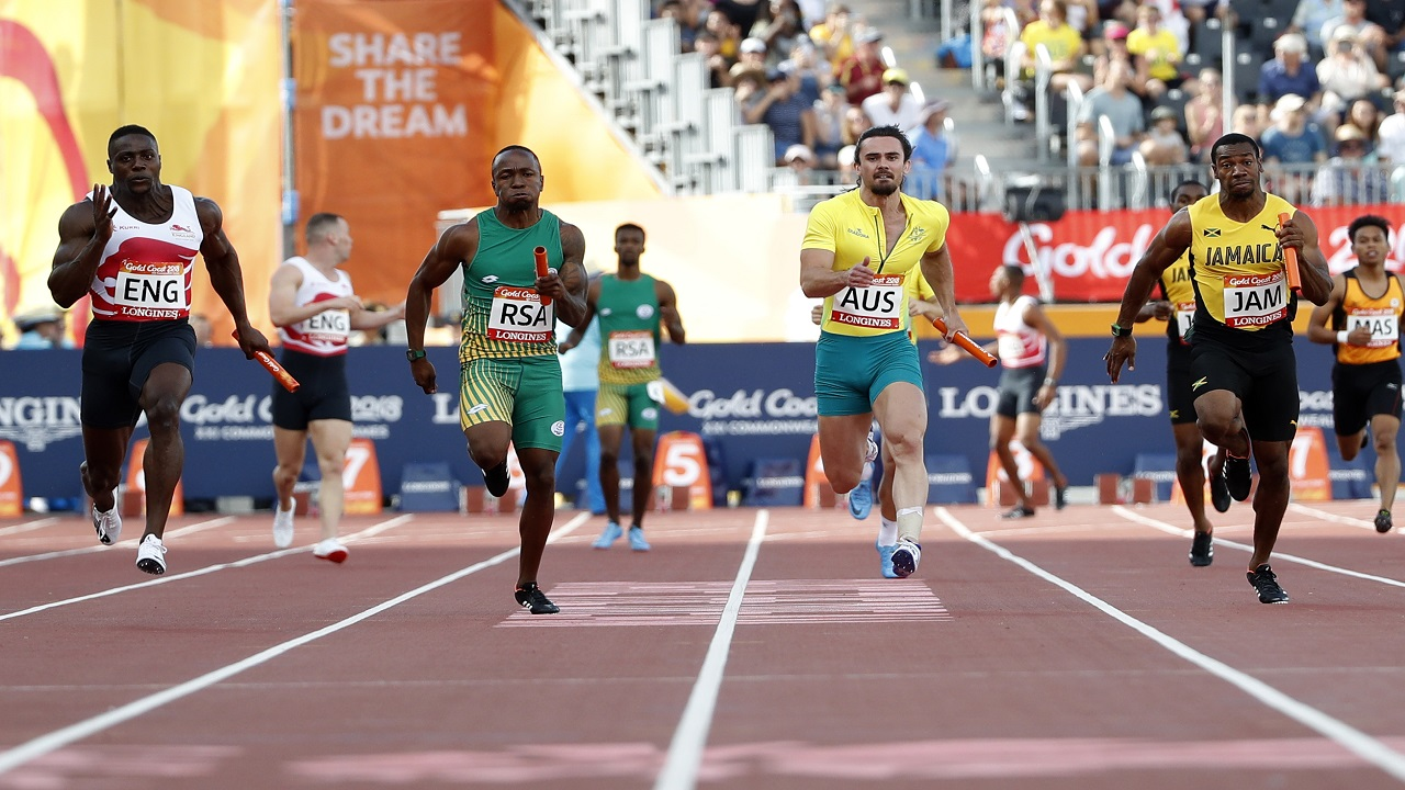 Australia Commonwealth Games Athletics
